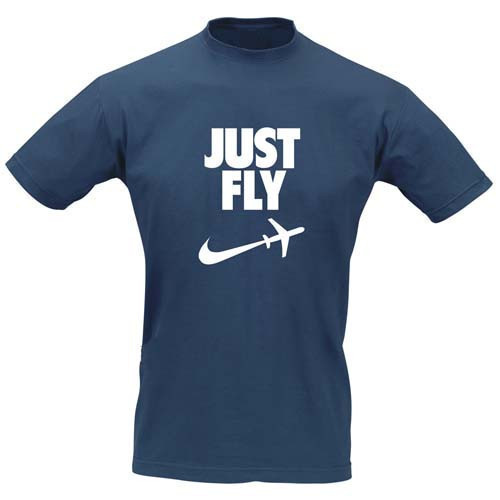 T-Shirt - Just Fly