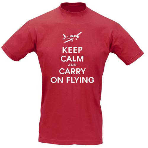 T-Shirt - Keep Calm
