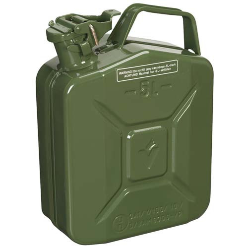 Jerry Can 5ltr - Green