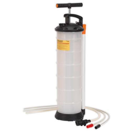 Vacuum Oil & Fluid Extractor 6.5 ltr