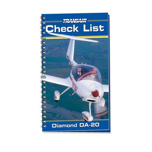 Diamond DA-20 Checklist