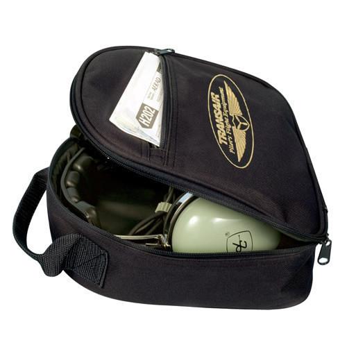 Black Transair Single - Headset Bag