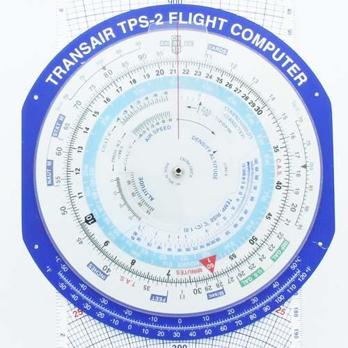 Transair TPS-2 Professional Flight Computer