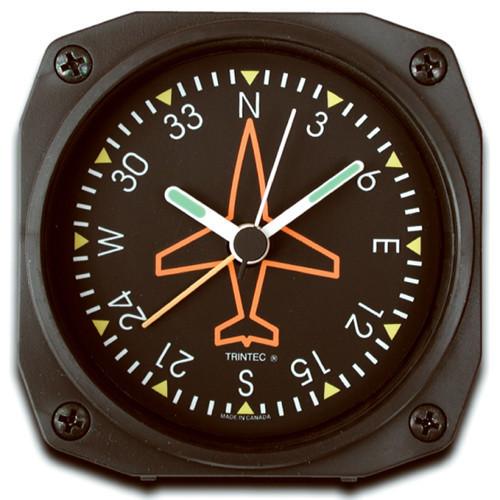 Desk Alarm Clock - Directional Gyro