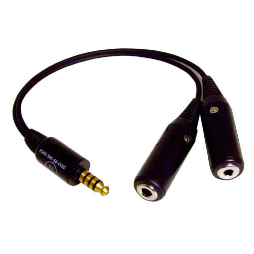 PA76 UK Adaptor - Twin Socket TO UK Plug