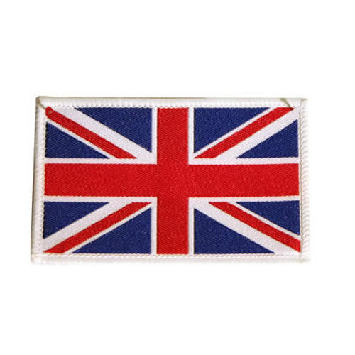 Union Jack Sew-on Badge