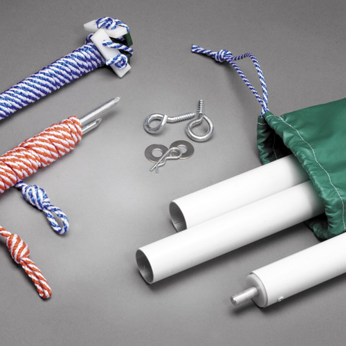 """""""12 Foot Pole Kit For 64"""" & 96"""" Windsock"""