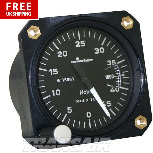 Winter Altimeter S-Pointer Mb Scale 3-5