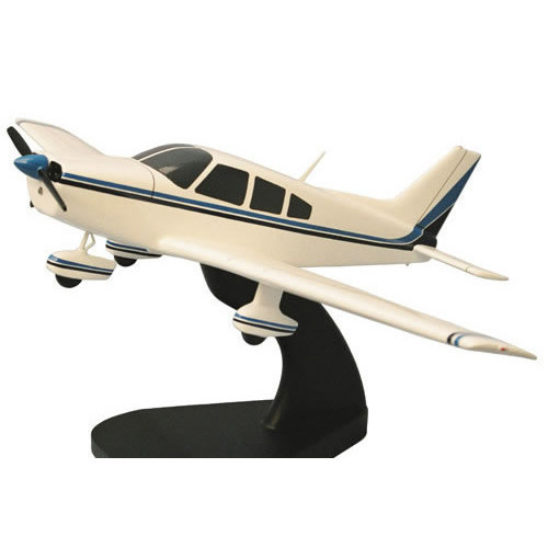 Wooden MODEL - Piper WARRIOR