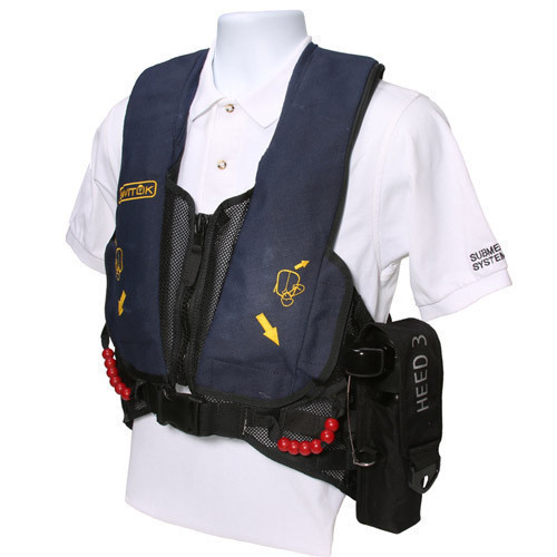 Switlik X-Back MOLLE Air Crew Lifejacket with HEED 3