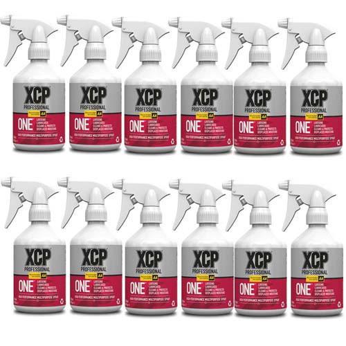 XCP One 12 x 500ml Trigger Sprays