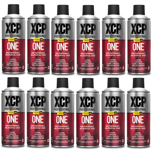 XCP One 12 x 400ml Spray Cans