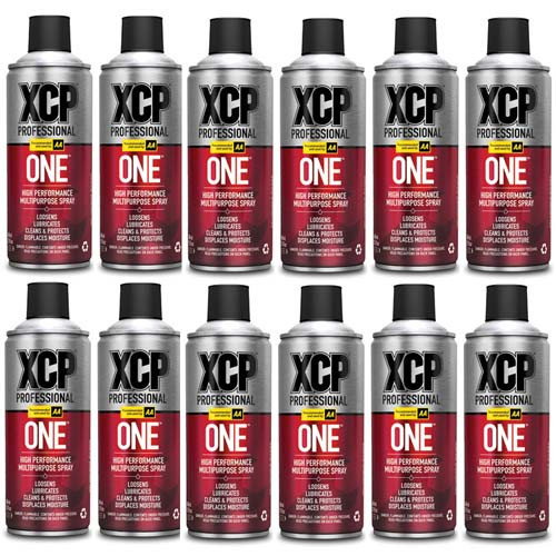 XCP One 12 x 400ml Spray Cans