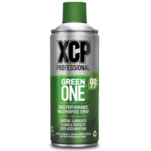 XCP Green One 400ml spray Can