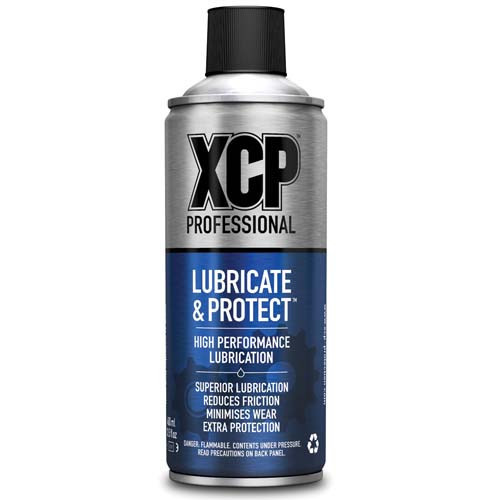 XCP Lubricate & Protect 400ml spray Can