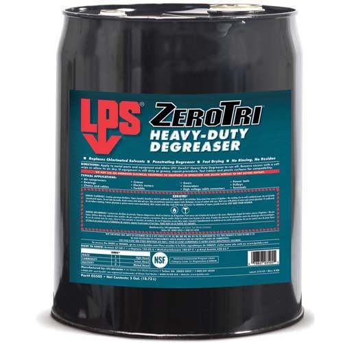 LPS Zerotri Degreaser 18.93 Litre Barrel