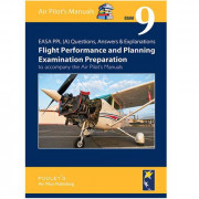 Flight Planning & Perf Exam Prep PPL Q&A Vol 9