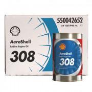 AeroShell Turbine OIL 308 - 24 x 1 US Quart