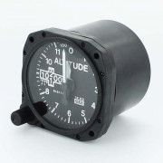 Desk CLock - Altimeter