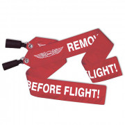 """""""3/4"""""""" Pitot Cover Remove before Flight """""""