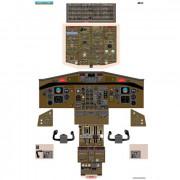 ATR 72 - 500 Cockpit Poster