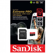 Micro SD card extreme 32GB