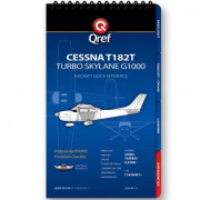 Cessna Turbo 182T/G1000 Qref Checklist