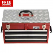 Aircraft Mechanic Tool Kit in Metal Step Case 135