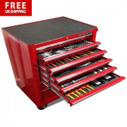 Aviation Tool Cabinet Trolley with 248 Tools