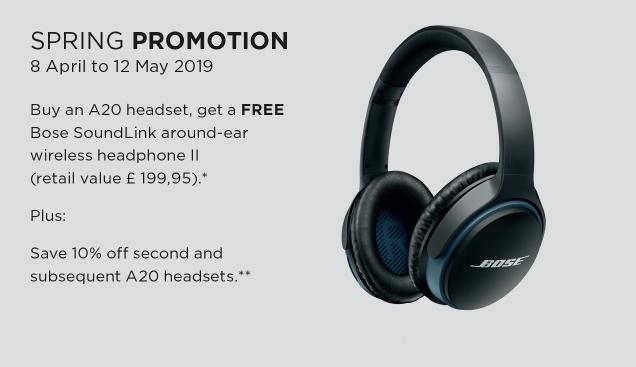 Bose Spring Promotion 2019