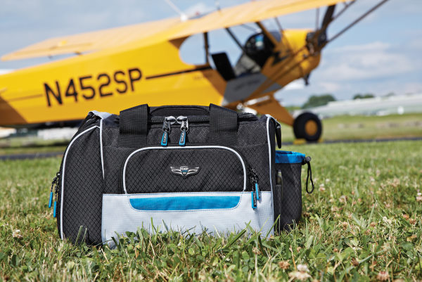 HP Crosswind Bag with Piper Cub
