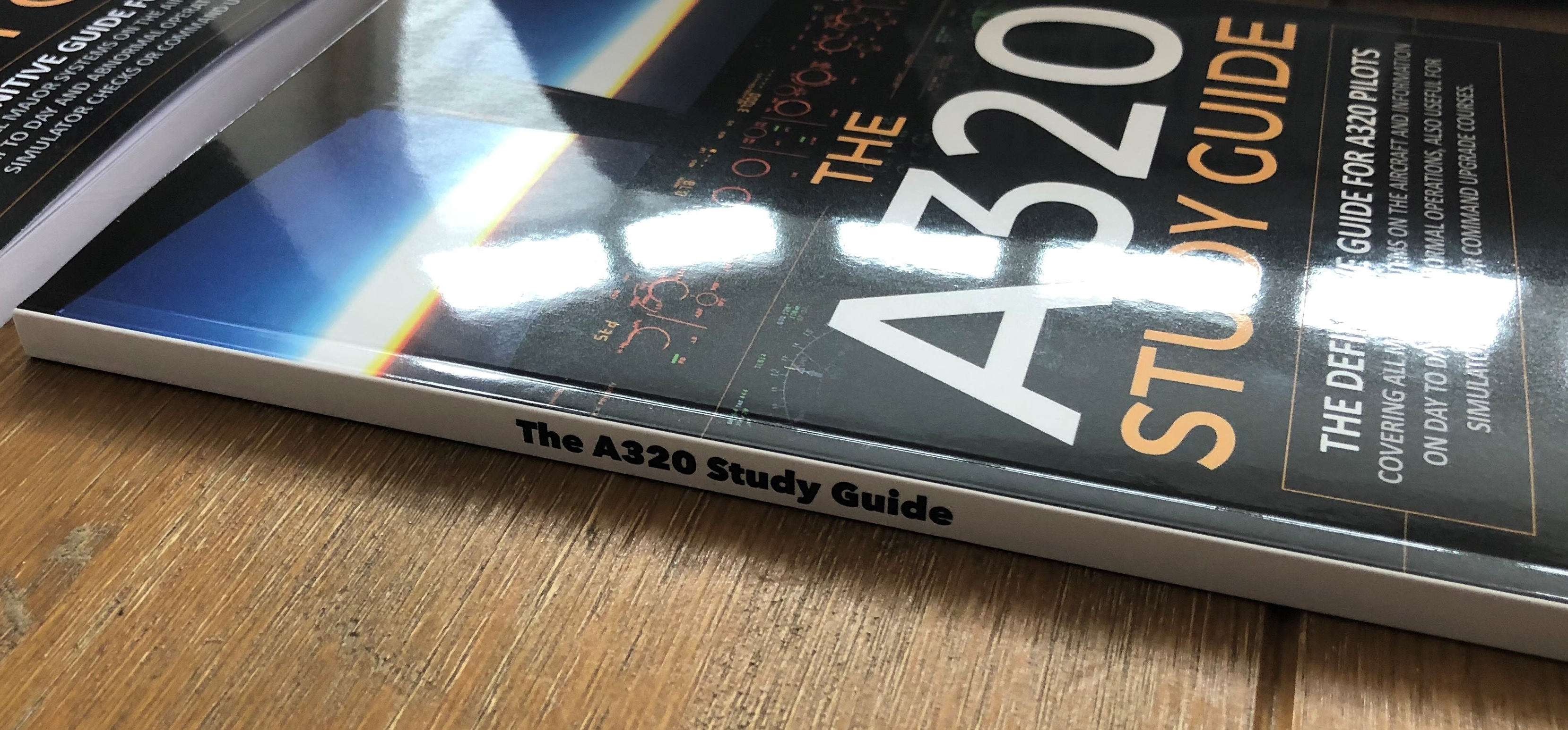 The A320 Guide - Spine View