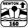 Buoyant to 150 Newtons