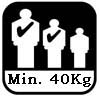 Minimum Weight 30kg